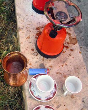How do you take your coffee? / Kakvu Piješ Kafu?