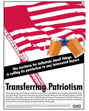 Transferring Patriotism
